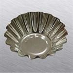 Форма для кекса маленькая (диам. дна 38 мм, диам. верха 80 мм), ЖЕСТЕУПАКОВКА