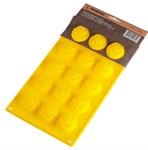 Форма для выпечки, силиконовая, прямоугольная на 15 элементов, 28,5 х 17 х 2,5 см, PERFECTO LINEA