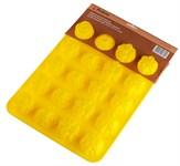 Форма для выпечки, силиконовая, прямоугольная на 20 элементов, 31,5 х 25,5 х 3 см, PERFECTO LINEA
