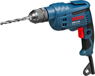 Дрель Bosch GBM 10 RE Professional (600 Вт, патрон БЗП, 1 скор.)