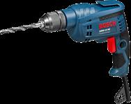 Дрель Bosch GBM 10 RE Professional (600 Вт, патрон БЗП, 1 скор.)