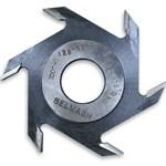 Фреза пазовая BK 15-6 (125х32 х6 мм)