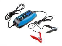Зарядное устройство Solaris CH-41 Digital  (6-12В, емкость до 120 А)