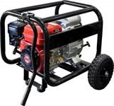 Мотопомпа бензиновая TWP1300 KIRK (для грязной воды, 4,8 кВт, 1300 л/мин)