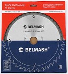 Диск пильный BELMASH 250x32(30)х40T 3,2/1,8