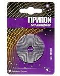Припой ПОС 61 проволока, спираль ф 1,5 мм, в блистере, Векта