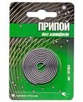 Припой ПОС 61 проволока, спираль ф 2 мм, в блистере, Векта