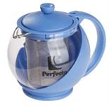 Чайник заварочный, стеклянный, 500 мл, серия Fragante, PERFECTO LINEA