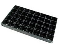 Кассета для рассады 48 яч.(38х28х6см, 8х6 яч., размер яч. 4х4см, 66мл)