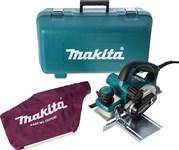 Рубанок электрический MAKITA KP 0810 CK в кейсе (1700 Вт)