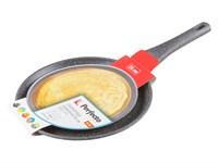 Сковорода блинная 26х2,5 см для индукционных плит, серия Grey, PERFECTO LINEA