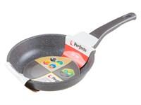 Сковорода 22х5,5 см для индукционных плит, серия Grey, PERFECTO LINEA