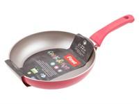 Сковорода 22х5 см для керамических, электрических, газовых плит, серия Cook&Fun, FEST