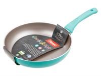 Сковорода 26х5 см для керамических, электрических, газовых плит, серия Cook&Fun, FEST