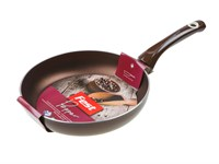 Сковорода 24х5 см для керамических, электрических, газовых плит, серия Pepper, FEST