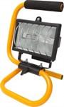 Прожектор галогенный 150 Вт с рукояткой, переносной KER