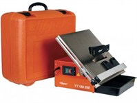 Плиткорез электрический NORTON TT 180 BM в кейсе (550 Вт, 180х25.4 мм, глубина до 34 мм)