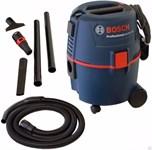 Пылесос BOSCH GAS 20 L SFC Professional (1200 Вт, 19 л, класс: L, самоочистка: полуавтомат)
