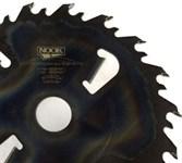 Дисковая пила NOOK SY(M) 400.50.18+4 2.8/4.4 мм, с очистителями пропила и промежуточным зубом