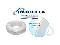 Труба полимерная 16(2,0) PEX TRITERM бухта 100 м белая Unidelta