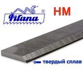 Нож  строгальный твердосплавный 180*30*3 HM Pilana