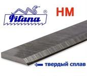 Нож  строгальный твердосплавный 230*30*3 HM Pilana