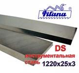Нож строгальный   1220х25х3  DS  Pilana