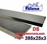 Нож строгальный   395х25х3  DS  Pilana