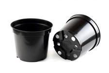 Горшок для рассады D 25 см (высота 20 см, объем 7,5 л) литой