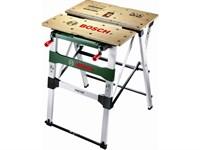 Верстак складной BOSCH PWB 600 (68,0x55,0x83,4 см, бамбук.стол)