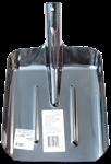 Лопата совковая прямоугольная ЛСП, без черенка, сталь 1,6 мм, БелАЗ (Жодино)