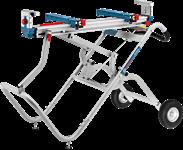 Рабочий стол Bosch GTA 2500 W Professional (1220 x 710 x 650 мм, складной)