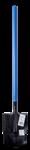Лопата штыковая прямоугольная ЛКП-4-950, ГОСТ, с берез. черенком, сталь 1,6 мм, БелАЗ (Жодино)