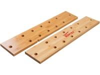 Столешница для верстака WORTEX WB 6080 P (60x12x2 см, бамбук)