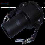 Соединитель для напорных рукавов ф 75 мм КАМЛОК