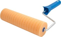 Валик для сетки-рабицы 18 см d 50/6 мм, с неразъемной ручкой LIDER