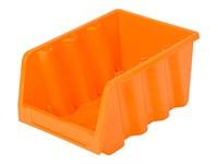 Лоток для метизов 200х120х90 мм (оранж.) (IDEA)