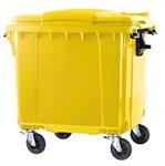 """Контейнер для мусора пластиковый 660 л, максимальная нагрузка 310 кг., """"ESE"""""""
