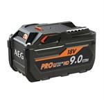 Аккумуляторная батарея AEG L 1890 RHD (9 Ач, 18 В)