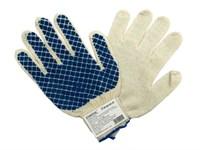 Перчатки х/б с ПВХ покрытием (обливная ладонь) 7,5 класса STARTUL