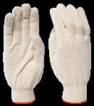 """Перчатки рабочие х/б, 10 класс вязки, 5-ниточные, 180 текс, белые, """"Лайт"""" (упак/10пар)"""