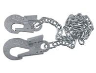 Строп Г (металлическая цепь 1,32 м; с двумя карабинами: КР-03, КР-04)