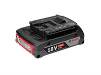 Аккумулятор BOSCH GBA 18V 18.0 В, 3.0 А/ч, Li-Ion Professional