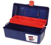 Ящик для инструмента пластмассовый 31x16x13 см (с лотком) TAYG