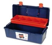 Ящик для инструмента пластмассовый 40x20,6x18,8 см (с лотком) TAYG