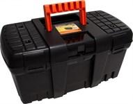 Ящик для инструментов 15'' пластм, 38х21х20 см МОНТАЖ