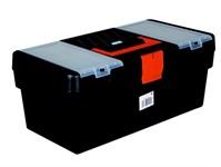 Ящик для инструмента пластмассовый Basic Line 40x21,7x16,6 см (с лотком) TAYG