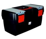 Ящик для инструмента пластмассовый Basic Line 50x25,8x25,5 см (с лотком) TAYG