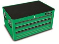 Ящик для инструмента 3 секции, 690x463x350 мм TOPTUL