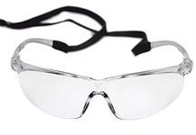 Очки защитные открытые 3M TORA (Прозрачная линза)